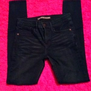 Express jeans,